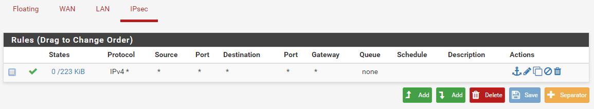pfSense – VPN IPSEC entre Endian e pfSense – JPCorp – Jhones